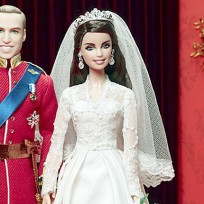 Kate Middleton Barbie Doll