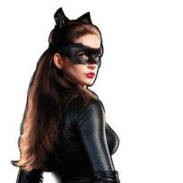 Anne hathaway catwoman photo