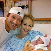 Tony romo son photo
