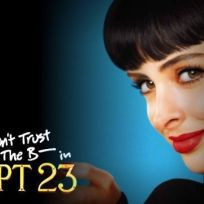 Dont trust the b in apartment 23 poster