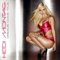 Heidi Montag Dreams Come True Album Cover