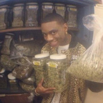 Soulja boy weed