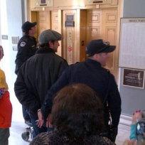Noah Wyle Arrested