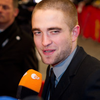 Robert Pattinson in Berlin