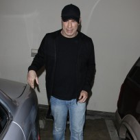 John Travolta at Katsuya
