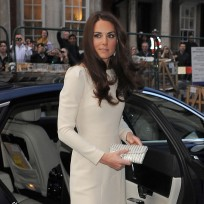 Kate Middleton, Roland Mouret Gown