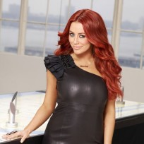 Aubrey oday on celebrity apprentice