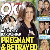 Pregnant! Betrayed!