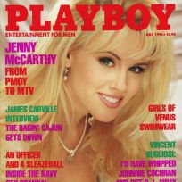 Jenny McCarthy Playboy Cover
