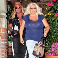 Dog the bounty hunter wife