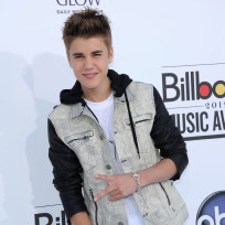 Justin Bieber at Billboard Music Awards