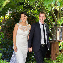 Mark-zuckerberg-and-priscilla-chan-wedding-photo