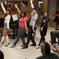 What did you think of the Glee season 3 finale?