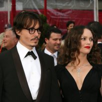 Johnny depp and vanessa paradis picture