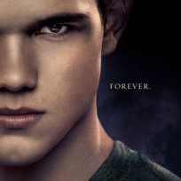Taylor Lautner Breaking Dawn Poster