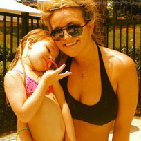 Jamie Lynn Spears, Daughter