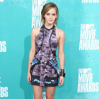 Emma Watson at MTV Movie Awards