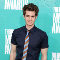 Andrew Garfield at MTV Movie Awards