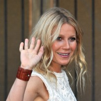 Gwyneth Paltrow in London