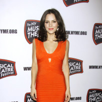 Katharine McPhee at the NY Musical Eighth Seasons Award Gala