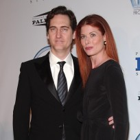 Daniel-zelman-and-debra-messing