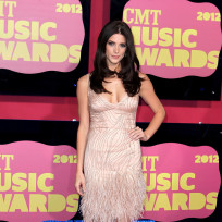 Ashley Greene at the CMT Awards