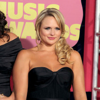 Miranda lambert at the cmt awards