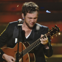 Phillip phillips wins