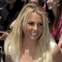 Britney Spears at The X Factor Auditions