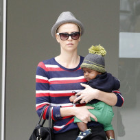 Charlize-theron-son