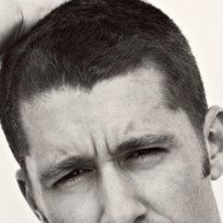 Matthew morrison buzz cut