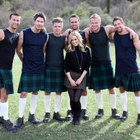 Bachelorette: Men in Tights