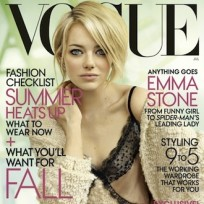 Emma Stone Vogue Cover