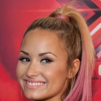Which hair color do you like best on Demi Lovato?
