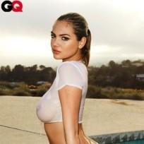 Kate upton nipple