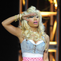 Nicki Minaj Concert Photo