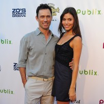 Jeffrey donovan michelle woods
