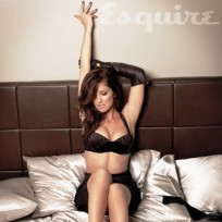 Minka Kelly Underwear Photo