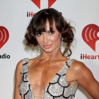 What do you think of Karina Smirnoff's hair?