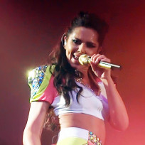 Cheryl Cole in London