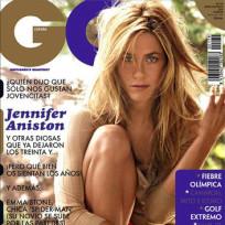 Jennifer Aniston GQ Spain Cover