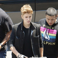 Should Justin Bieber have his license revoked?