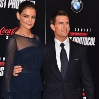 Tom Cruise-Katie Holmes Divorcing