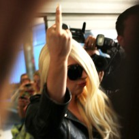 Lady Gaga, Middle Finger