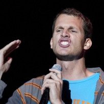 Daniel tosh on stage