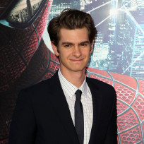 Andrew garfield at spider man premiere