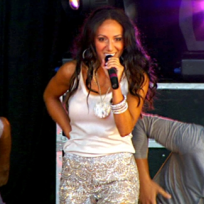 Melissa Gorga At BeatStock