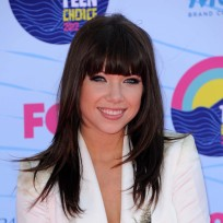 Carly Rae Jepsen at Teen Choice Awards