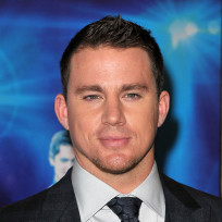 Channing Tatum Photograph