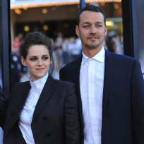 Rupert Sanders and Kristen Stewart